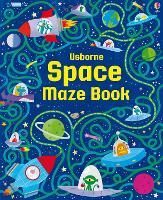 Space Maze Book (Paperback)