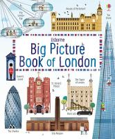 My Big Picture Book of London (Hardback)