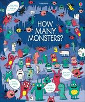 How Many Monsters? (Hardback)