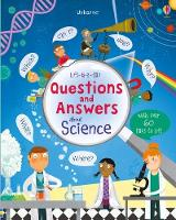 Lift-the-flap Questions and Answers about Science - Lift-the-Flap Questions & Answers (Board book)