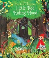 Peep Inside a Fairy Tale Little Red Riding Hood - Peep Inside a Fairy Tale (Board book)