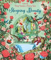 Peep Inside A Fairy Tale Sleeping Beauty - Peep Inside a Fairy Tale (Board book)