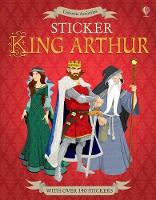 Sticker King Arthur (Paperback)