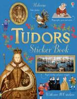 Tudors Sticker Book (Paperback)