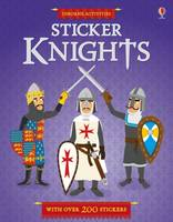 Sticker Knights - Sticker Dressing (Paperback)