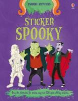 Sticker Spooky - Sticker Dressing (Paperback)