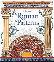 Roman Patterns - Patterns to Colour (Hardback)