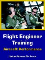 Flight Engineer Training: Aircraft Performance (Paperback)