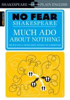 Much Ado About Nothing (No Fear Shakespeare) - No Fear Shakespeare (Paperback)