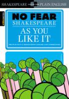 As You Like It (No Fear Shakespeare) - No Fear Shakespeare (Paperback)