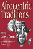 Afrocentric Traditions - Africana Studies (Paperback)