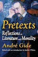 Pretexts: Reflections on Literature and Morality (Paperback)