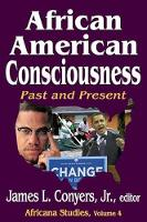 African American Consciousness: Past and Present - Africana Studies (Paperback)