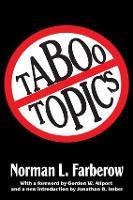 Taboo Topics (Paperback)