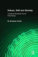 Values, Self and Society