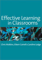 Effective Learning in Classrooms (Paperback)