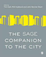 The SAGE Companion to the City (Paperback)