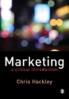 Marketing: A Critical Introduction (Paperback)