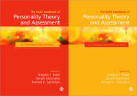 The SAGE Handbook of Personality Theory and Assessment (Hardback)