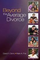 Beyond the Average Divorce (Paperback)