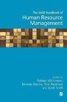 The SAGE Handbook of Human Resource Management (Hardback)