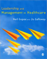 Leadership and Management in Healthcare (Paperback)