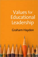 Values for Educational Leadership (Paperback)