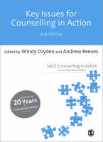 Key Issues for Counselling in Action - Counselling in Action Series (Paperback)