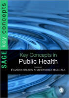 Key Concepts in Public Health - Sage Key Concepts Series (Paperback)