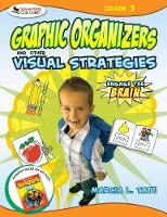 Engage the Brain: Graphic Organizers and Other Visual Strategies, Grade One (Paperback)