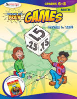 Engage the Brain: Games, Math, Grades 6-8 (Paperback)