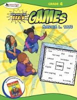 Engage the Brain: Games, Grade Four (Paperback)