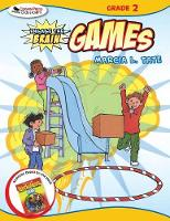 Engage the Brain: Games, Grade Two (Paperback)