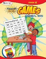 Engage the Brain: Games, Kindergarten (Paperback)