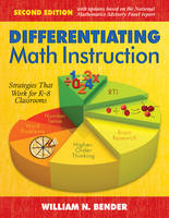 Differentiating Math Instruction: Strategies That Work for K-8 Classrooms (Paperback)