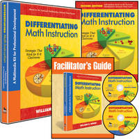 Differentiating Math Instruction (Multimedia Kit): A Multimedia Kit for Professional Development (Book)
