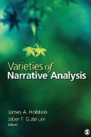 Varieties of Narrative Analysis (Paperback)
