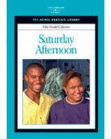 Saturday Afternoon: Heinle Reading Library Mini Reader (Paperback)