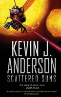 Scattered Suns - THE SAGA OF THE SEVEN SUNS (Paperback)