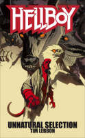 Hellboy: Unnatural Selection (Paperback)