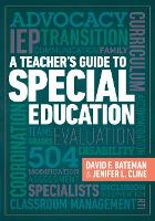 A Teacher's Guide to Special Education: A Teacher's Guide to Special Education (Paperback)