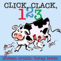 Click, Clack, 123 (Board book)