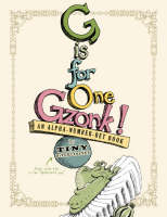 G is for One Gzonk (Paperback)