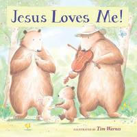 Jesus Loves Me! (Board book)