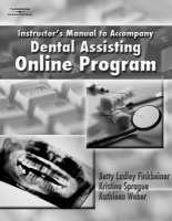 Iml-Dntl Asstnt Online Program (CD-ROM)
