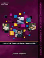 Faculty Development Companion Workbook: Teaching in a Lab or Shop Environment Module 13 (Paperback)