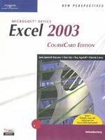 New Perspectives on Microsoft Office Excel 2003, Introductory (Paperback)