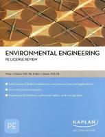 Environmental Engineering: PE License Review (Paperback)