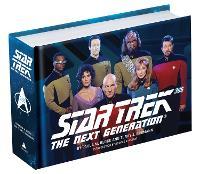 Star Trek: The Next Generation 365 (Hardback)