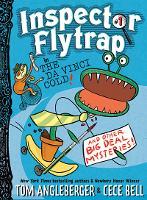 Inspector Flytrap in The Da Vinci Cold - Inspector Flytrap (Hardback)
